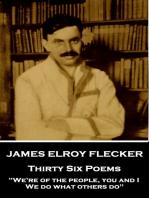 Thirty Six Poems