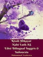 Kisah Hikayat Nabi Luth AS Edisi Bilingual Inggris & Indonesia