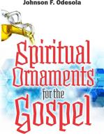Spiritual Ornaments of the Gospel