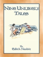 NINE UNLIKELY TALES - 9 illustrated magical stories