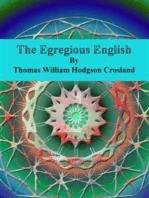 The Egregious English