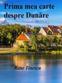 Prima mea carte despre Dunăre