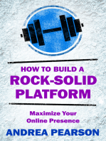 How to Build a Rock-Solid Platform