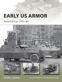 Early US Armor: Armored Cars 1915–40