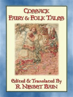 COSSACK FAIRY & FOLK TALES - 27 Illustrated Ukrainian Children's tales