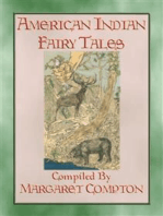 AMERICAN INDIAN FAIRY TALES - 17 Illustrated Fairy Tales