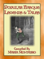 POPULAR BASQUE LEGENDS AND TALES - 13 Children's illustrated Basque tales