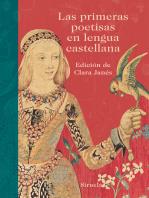 Las primeras poetisas en lengua castellana