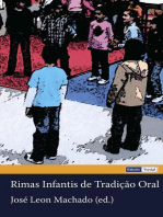 Rimas Infantis de Tradição Oral