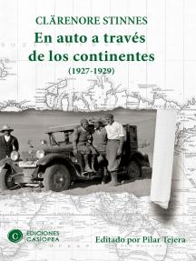 En auto a través de los continentes: 1927-1929