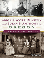 Abigail Scott Duniway and Susan B. Anthony in Oregon