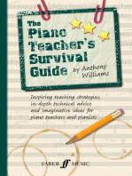 The Piano Teacher's Survival Guide