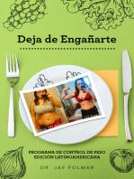 Deja de engañarte - Programma de Control de Peso (Edicion Latinamerica)