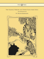 The Talking Thrush and Other Tales from India - Illustrated by W. Heath Robinson