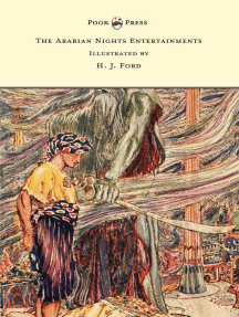 The Arabian Nights Entertainments - Illustrated by H. J. Ford