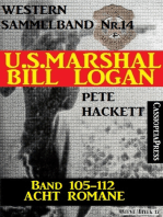 U.S. Marshal Bill Logan, Band 105 bis 112