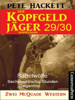 Der Kopfgeldjäger Folge 29/30 (Zwei McQuade Western)