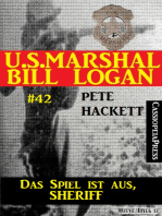 U.S. Marshal Bill Logan, Band 42