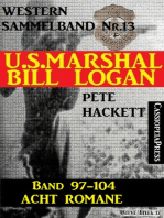 U.S. Marshal Bill Logan, Band 97-104