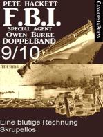 FBI Special Agent Owen Burke Folge 9/10 - Doppelband