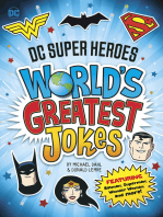 DC Super Heroes World's Greatest Jokes