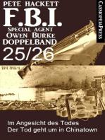 FBI Special Agent Owen Burke Folge 25/26 - Doppelband