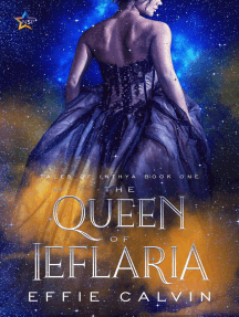 The Queen of Ieflaria: Tales of Inthya, #1