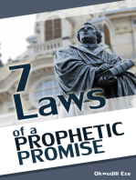 7 Laws of a Prophetic Promise