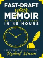 Fast-Draft Your Memoir