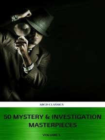 50 Mystery & Investigation Masterpieces (Active TOC) (ABCD Classics) vol: 1