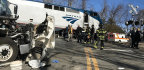 A Train Carrying Republican Lawmakers Is Involved in a Fatal Crash