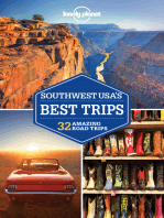 Lonely Planet Southwest USA's Best Trips