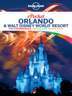 Lonely Planet Pocket Orlando & Walt Disney World® Resort
