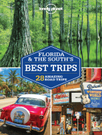 Lonely Planet Florida & the South's Best Trips