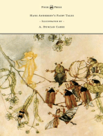 Hans Andersen's Fairy Tales - Illustrated by A. Duncan Carse