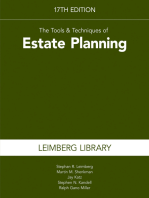 The Tools & Techniques of Estate Planning, 17th Edition