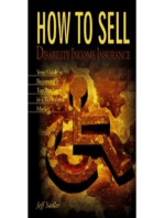 How to Sell Disability Income Insurance