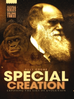 A Special Creation Exposing the Lies of Evolution
