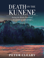 Death on the Kunene - Saving the Himba Heartland - an Adam Geard Story