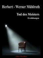 Tod des Meisters