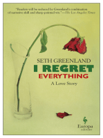 I Regret Everything