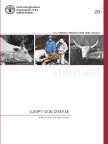 Lumpy Skin Disease: A Field Manual for Veterinarians