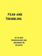 Fear and Trembling (Translated)