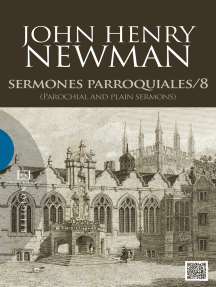Sermones parroquiales / 8: (Parochial and plain sermons)