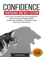 Confidence And Self-Esteem