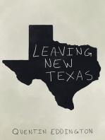Leaving New Texas