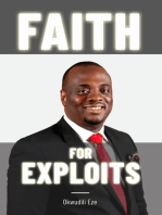 Faith for Exploits