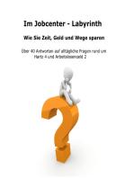 Im Jobcenter - Labyrinth