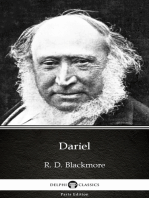 Dariel by R. D. Blackmore - Delphi Classics (Illustrated)