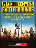Player Unknowns Battlegrounds Xbox One, PS4, Download, Cheats, Tips, Gameplay, Guide Unofficial: Beat your Opponents & the Game!